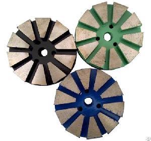 Diamond Grinding Wheel, Metal Floor Polishing Disc