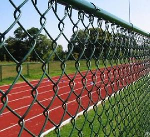 chain link fencing commercial