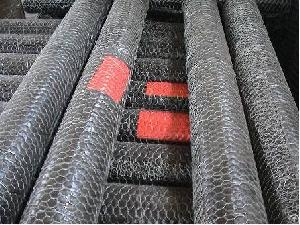 galvanize hexagonal wire mesh