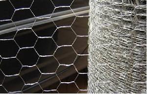 galvanized hex wire netting reverse twist