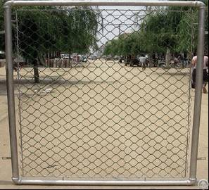 stainless steel chain link fencing residential