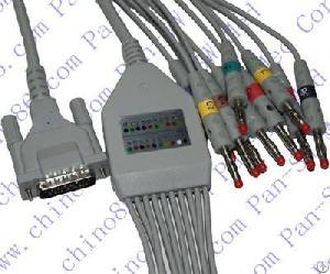 bionet cardiocare 2000 ecg cable