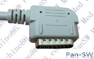 kenz pc 109 ecg cable