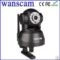 dual audio wifi pan tilt ip camera