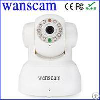 wpa wireless tilt ip camera