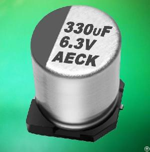 capacitor electrolytic smd 330uf