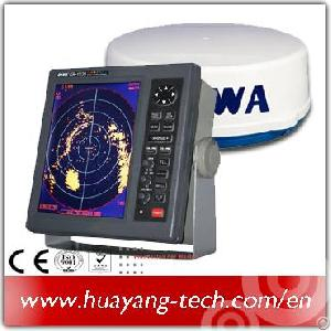 104 36nm lcd marine radar ais display