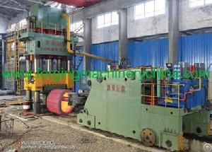 3150 ton open die forging hydraulic press