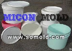 injection mould paint bucket
