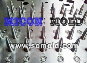 mold plastic injection pipette tip mould
