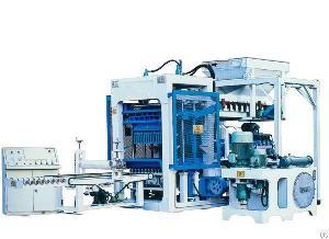 10 15 brick molding machine