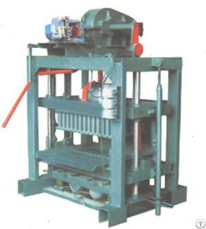 cement pad block machine