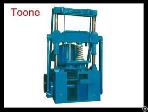 column closed 220 honeycomb coal briquette machine