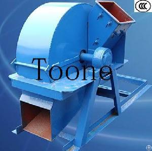 wood sawdust crusher machine
