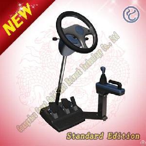 High-tech Portable Driving Simulator