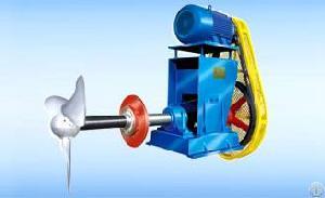 pulp chest agitator paper machine