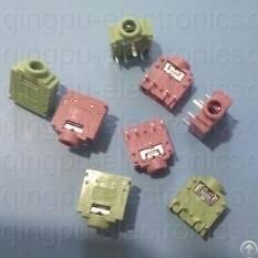 pcb mounting 5 pin 1 8 stereo jack socket audio connector