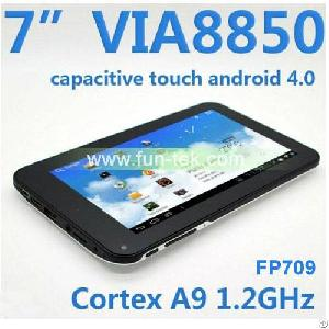 Best China 7 Inch Wm8850 Android 4.0.3 Win8 Ui Via 8850 Tablet Pc Mid Cortex A9 1.2 Ghz Hdmi