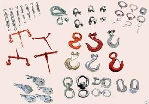 Supply Lifting Accessories, Turn Buckles, Timble, Clip, Eye Bolt, Binder, Hook, Block, Links, Swiev
