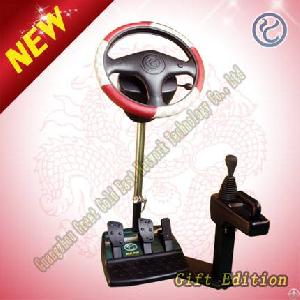 Low Price Portable Car Driving Simulator With Ce Certificate