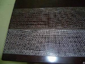 metal wire mesh infrared burners