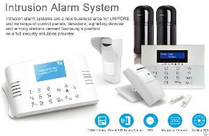 wireless security alarm systems home perimeter infrared intrusion system