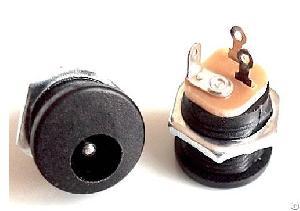 dc power socket pedal stompbox diy