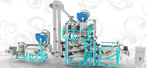 processing machine sunflower seeds hulling line