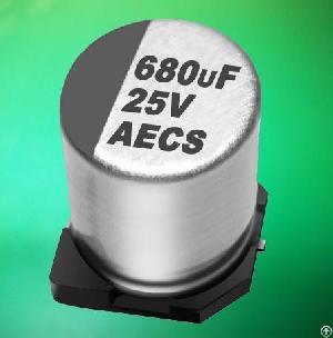 Aluminum Electrolytic Capacitor 0.33uf 50v, Smd Capacitor