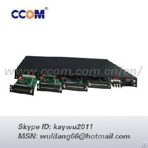 Modular Fiber Optical Multiplexer 4 / 8 / 16e1