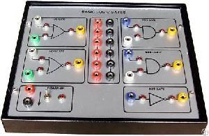 basic logic gates diodes transistors tla201a