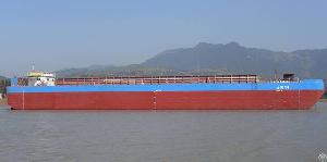 2000m3 split hopper barge