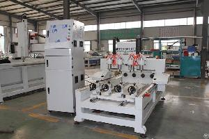 4 Axis Woodworking Cnc Router Cc-m1212bg4