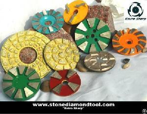 Concrete Floor Grinding Disc Metal Bond
