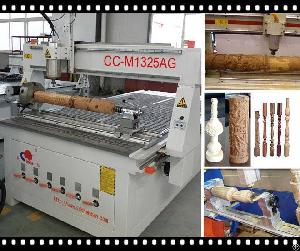 Chinese 3 Axis Cnc Router Cc-m1325ag
