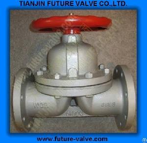 Teflon-lining Diaphragm Valves G41f