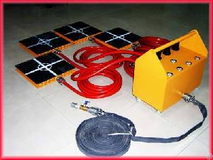 Air Bearing Kits Protect Your Floor When Moving Heavy Duty Loads