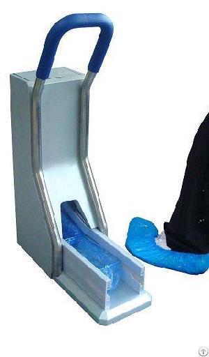 Mechanical Shoe Cover Dispenser / Machine