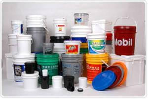 palstic packing pail bucket