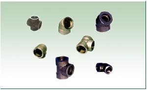 Socket Weld Fittings As Per Astm A105 And Ansi B16.11