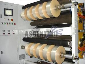Cd Series Slitting Machinery, Ttr Slitter