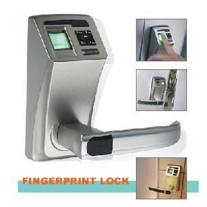 Fingerprint Lock Door