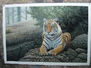 Oil Painting From Picture Or Photo By Hand Painted On Canvas From China