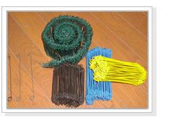 Black Loop Tie Wire, Pvc Loop Tie Wire, Galvanized Loop Tie Wire, Rebar Tie Wire
