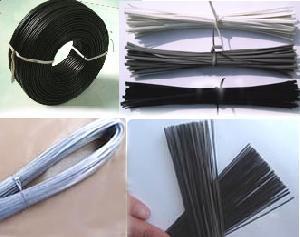 straight cut wire u binding coil