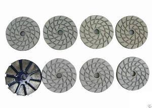 Metal And Resin Bond Floor Grinding Disc