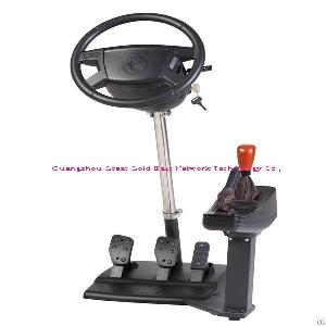 3d car racing simulator game machine