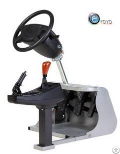game steering wheel vechicle simulator machine
