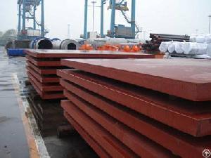 nk grade steel plate