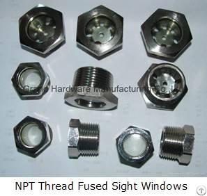 compressor oil sight windows